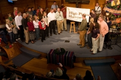 HPH Send-off from MVC